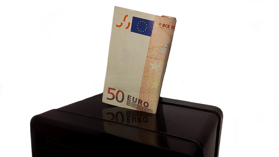 eura bankovka