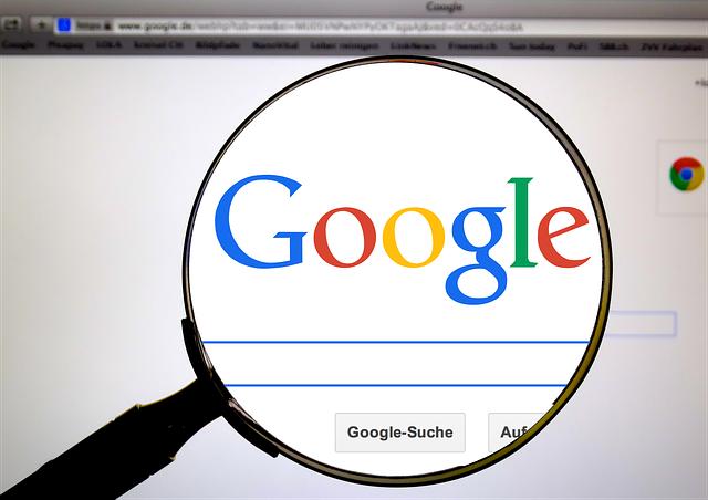 google vyhledávání