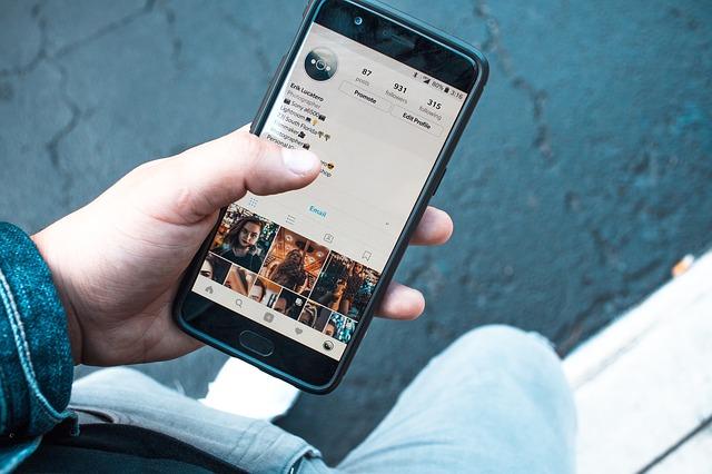 smartphone telefon